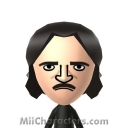 Edgar Allan Poe Mii Image by Techno Tater