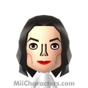 Michael Jackson (After) Mii Image by Techno Tater