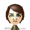 Arya Stark Mii Image by Luthien Frost
