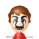 Mario Mii Image by GamerTendo