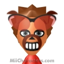 Foxy the Pirate Mii Image by BoilingBananas