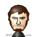 Solid Snake Mii Image by Arc of Dark