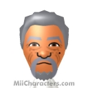 Morgan Freeman Mii Image by Arc of Dark