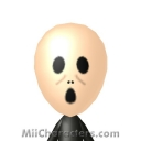 The Scream Mii Image by TeeOS