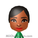 Princess Tiana Mii Image by Law