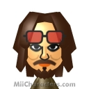 Captain Jack Sparrow Mii Image by Cyborgsaurus