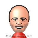 "Randy ""the Natural"" Couture Mii Image by derrick"