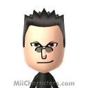 Greed Mii Image by Mordecai
