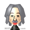 Albert Einstein Mii Image by Tina