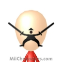 Double Sword Ninja Mii Image by mike