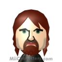 Mick Foley Mii Image by Poor Man