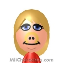Miss Piggy Mii Image by Van Tricht