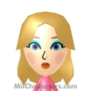 Princess Peach Toadstool Mii Image by VeronicaIsabel