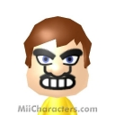 Wario Mii Image by Arie