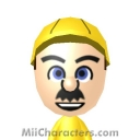 Mario Mii Image by Digibutter
