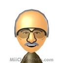 Stan Lee Mii Image by 3dsGamer2007