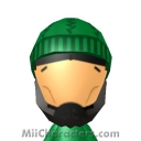 Master Chief Mii Image by DTG