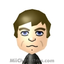 Luke Skywalker Mii Image by Ukloim