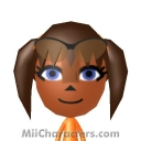 Sticks the Badger Mii Image by ChelseaHedgeho