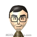John Oliver Mii Image by quisui