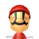 NES Mario Mii Image by Junks
