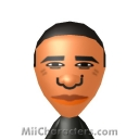 Barack Obama Mii Image by Junks