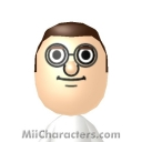 Peter Griffin Mii Image by DDMii