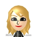 Taylor Swift Mii Image by LittleWolf