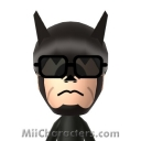 Batman Mii Image by AnthonyIMAX3D