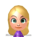 Rapunzel Mii Image by Toon and Anime