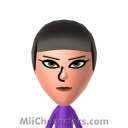 Widowmaker Mii Image by Delam