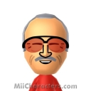 Stan Lee Mii Image by Cipi