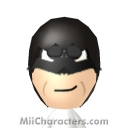 Space Ghost Mii Image by Herman