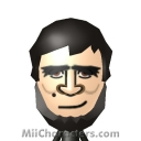 Abraham Lincoln Mii Image by Midna