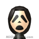 Scream Mii Image by MiiMaker4U