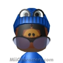 Cookie Monster Mii Image by BobbyBobby