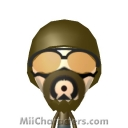 Soldier From WWI Mii Image by !SiC