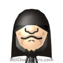 Darth Sidious Mii Image by !SiC
