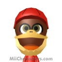 Diddy Kong Mii Image by Toon and Anime