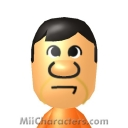 Fred Flintstone Mii Image by BrainLock