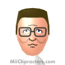 Hank Hill Mii Image by gus