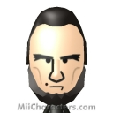 Abraham Lincoln Mii Image by J