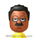 Cleveland Brown Mii Image by Toon and Anime
