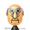 Statler Mii Image by BrainLock